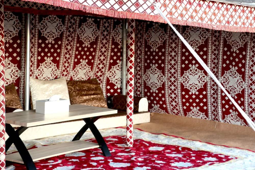 Honeymoon Tent - Living Area