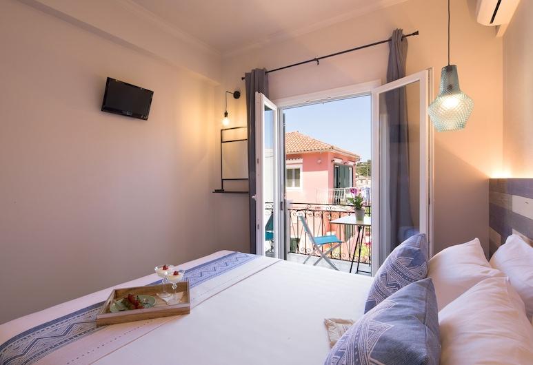 Villa Paxos, Paxos, Apartemen Mewah, Beberapa Tempat Tidur, non-smoking, Kamar
