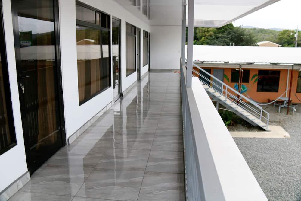 Superior-dobbeltværelse - privat badeværelse - Altan