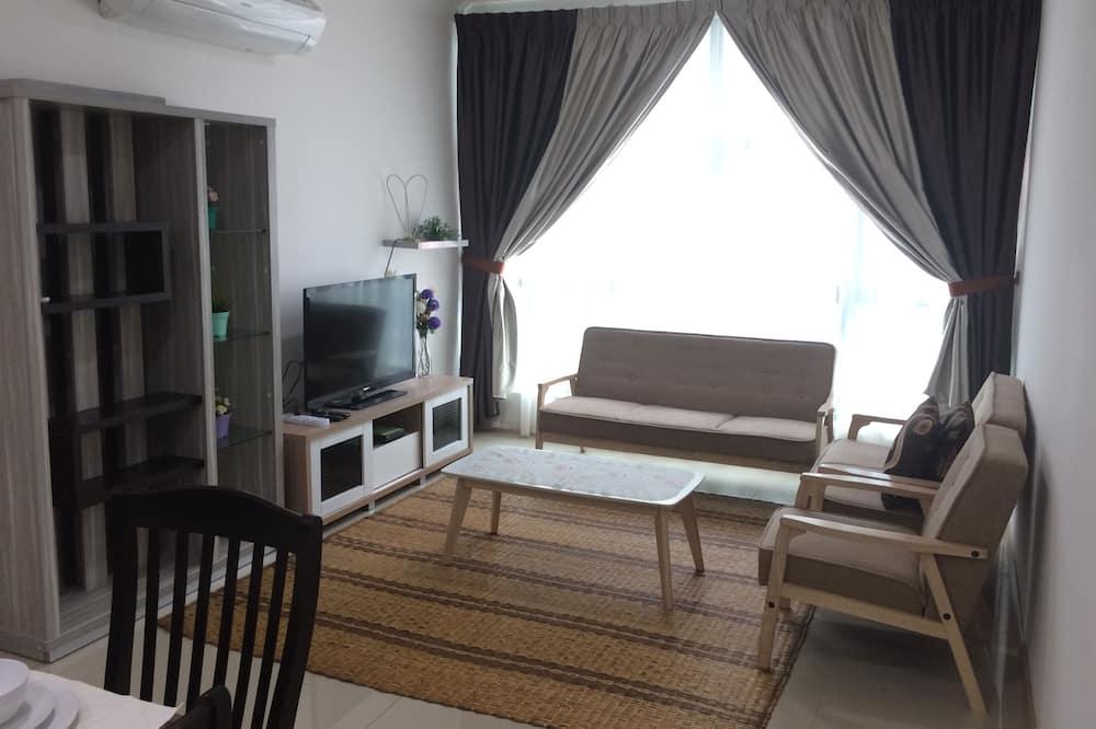 Lejlighed - 2 soveværelser (1) - Stue