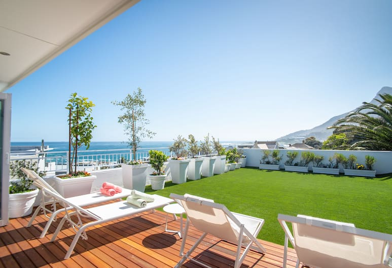 Funkey Villas, Cape Town, Elitna vila, 2 spavaće sobe, Terasa/trijem