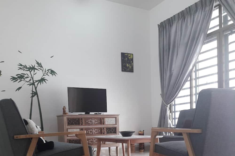 Comfort House, 4 Bedrooms, Kitchen - Living Room