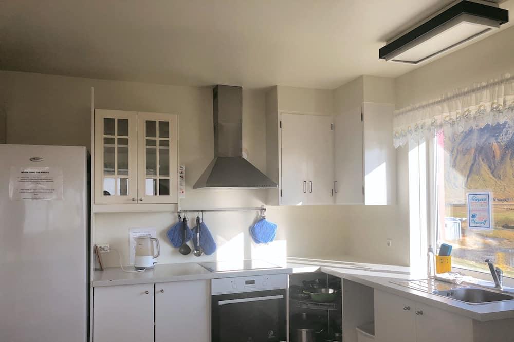 Pokój z 2 pojedynczymi łóżkami, wspólna łazienka (Small with Bunk Bed) - Wspólne udogodnienia kuchenne