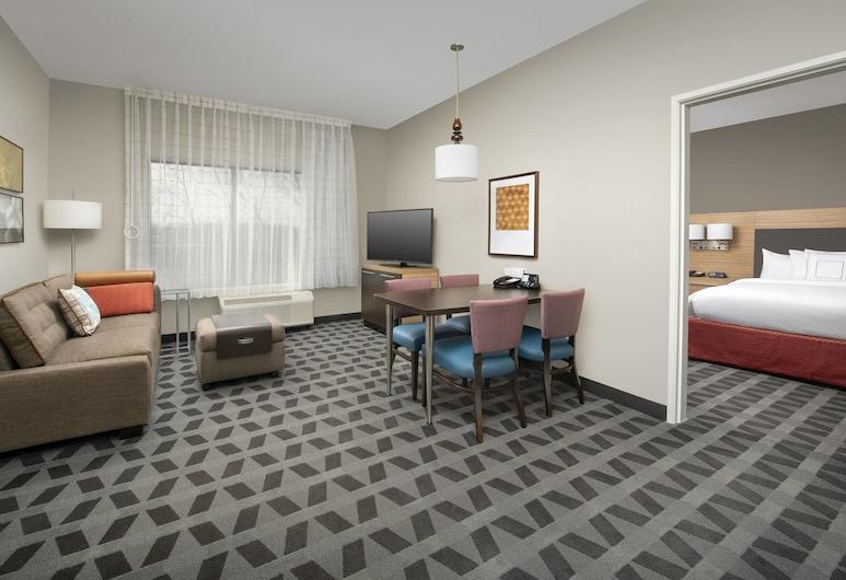 TownePlace Suites by Marriott College Park, College Park, Suite, 1 camera da letto, non fumatori, Camera