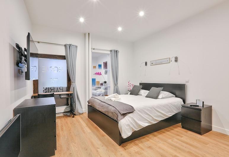 52 - Cosy Home Montorgueil, Παρίσι, Διαμέρισμα, 2 Υπνοδωμάτια, Δωμάτιο