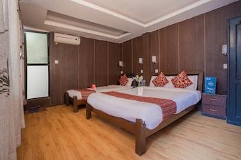 Bild vom Traveler's Holiday Inn in Katmandu
