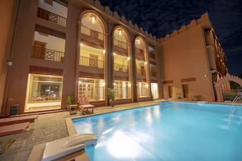 Selline näeb välja Bagan Sense Hotel, Nyaung-u