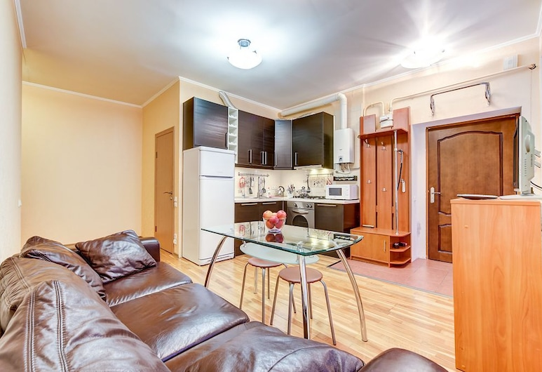Welcome Home Apartments Nevsky 82, San Pietroburgo, Appartamento Comfort, Camera