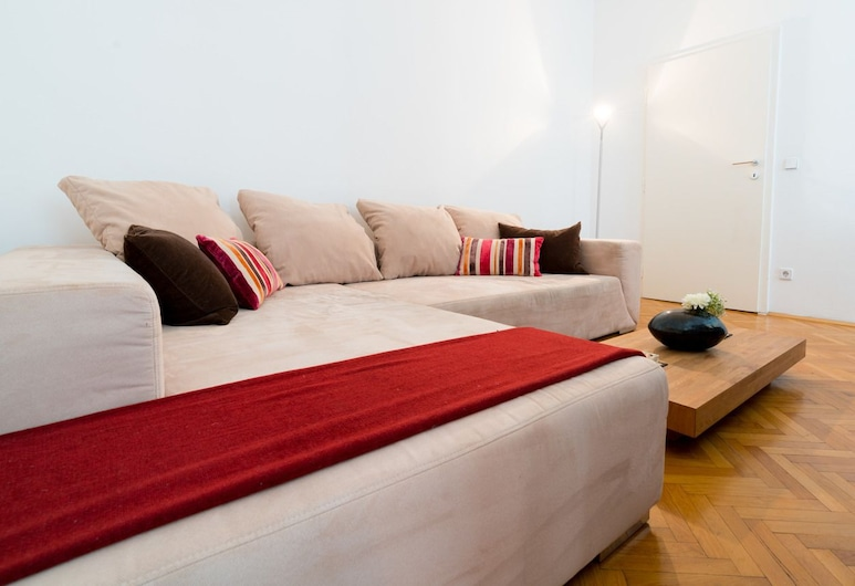 Vienna Residence Conventient Apartment for 2 With Perfect Airport Connection, Βιέννη, Περιοχή καθιστικού