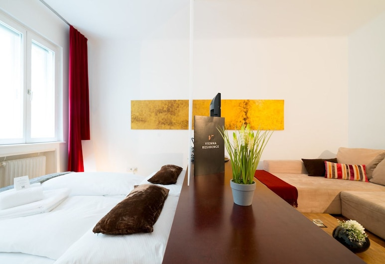 Vienna Residence Conventient Apartment for 2 With Perfect Airport Connection, Viena, Quarto
