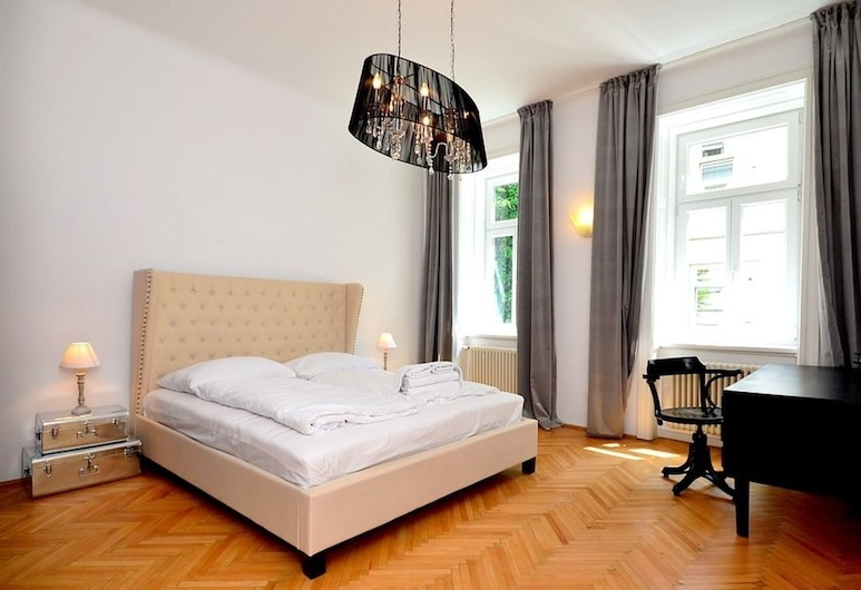 Vienna Residence Great Home for 4 People Near the Famous Schloss Schoenbrunn, Βιέννη, Δωμάτιο