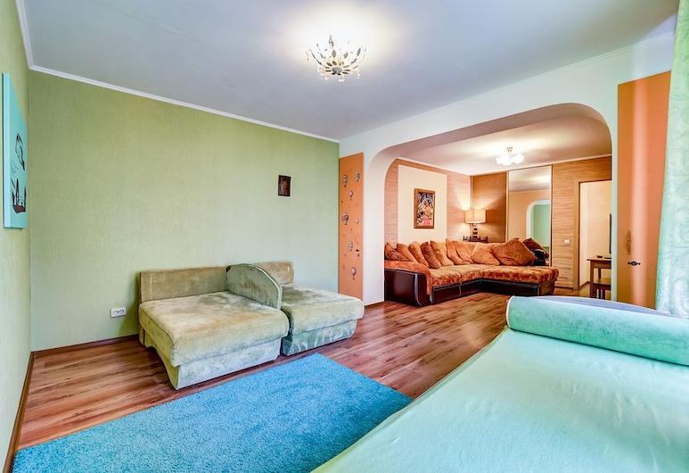 Welcome Home Apartments Summer Garden, Skt. Petersborg, Værelse