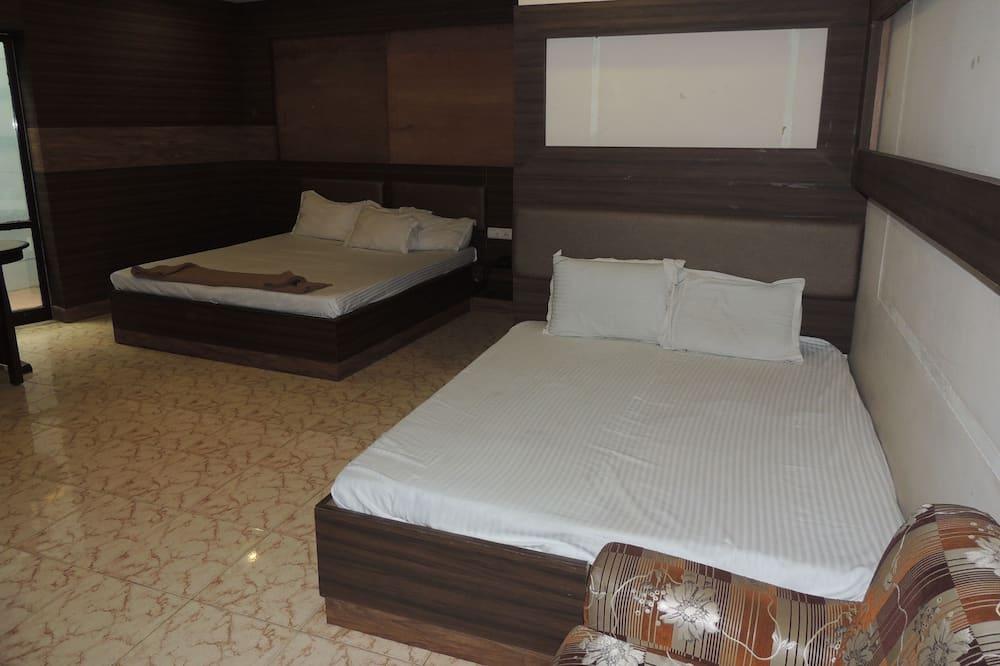 Standard-dobbeltværelse - 1 kingsize-seng - Værelse
