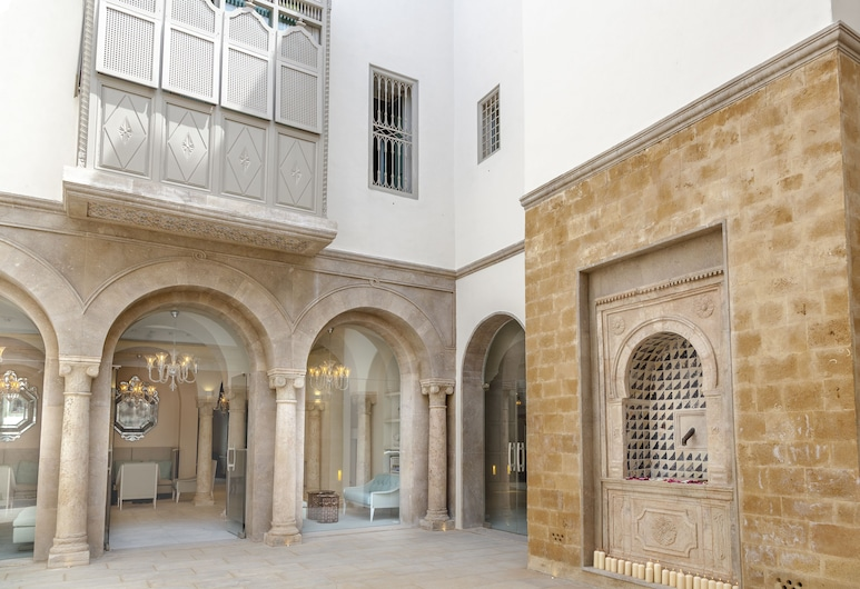 Dar el Jeld Hôtel & Spa, Туніс