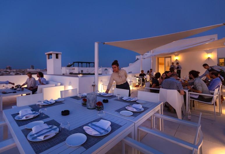 Dar el Jeld Hôtel & Spa, Туніс, Тераса/внутрішній дворик