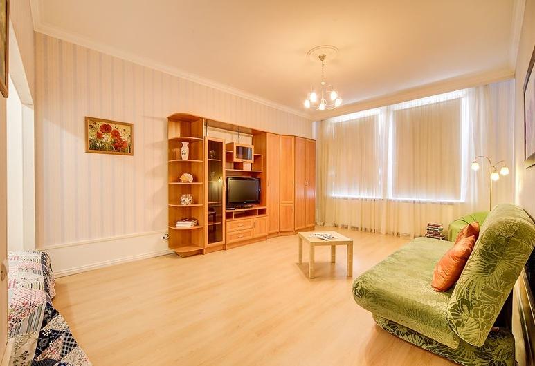 Апартаменты Welcome Home, Мойка 14, Санкт-Петербург, Апартаменты «Комфорт», Номер