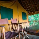 Comfort tent - Woonruimte