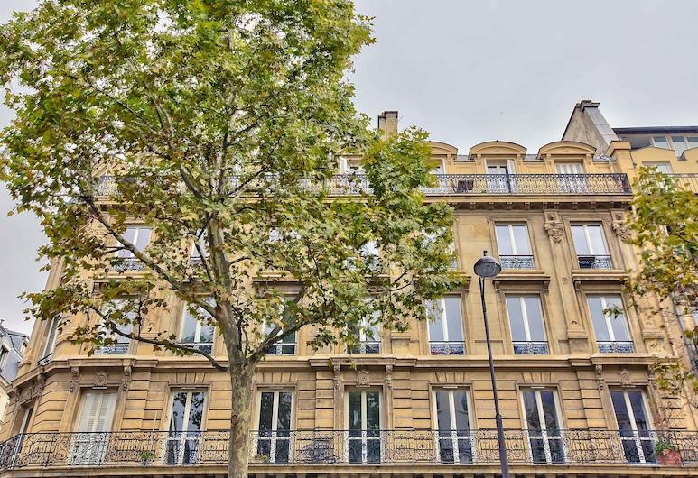 57 - บ้านพักหรู ปาริเซียง เซบาสโตโพล 1, ปารีส, ด้านหน้าที่พัก