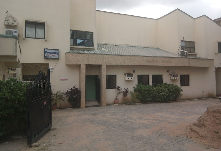 Progandy Guest House Annex, Abuja