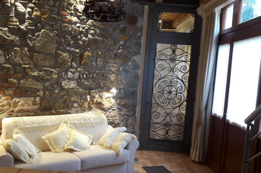 Familjeduplex - Vardagsrum