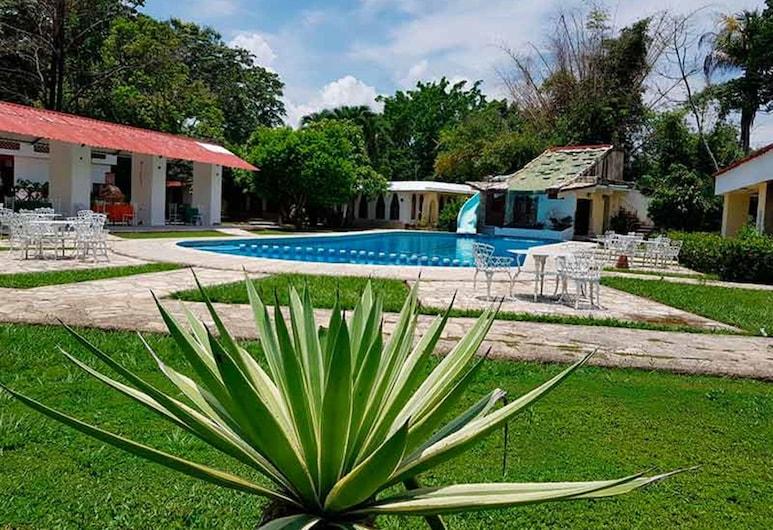 Villas Kin-Ha, Palenque, Piscine en plein air