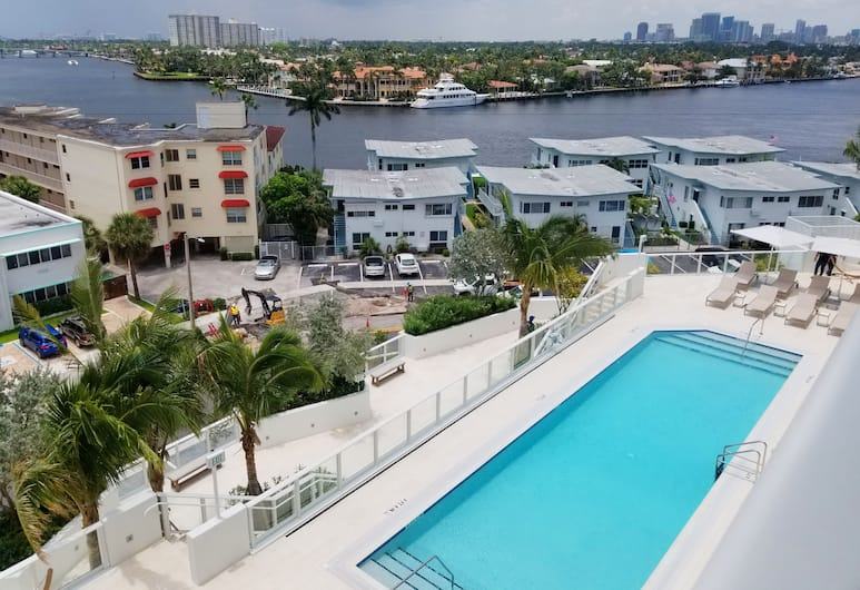 Fort Lauderdale Beach Suites - The Gale, Fortloderdeila, Āra baseins