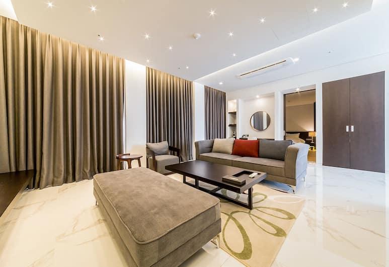 Hotel Arte, Suwon, Royal Suite, Garden Area, Guest Room