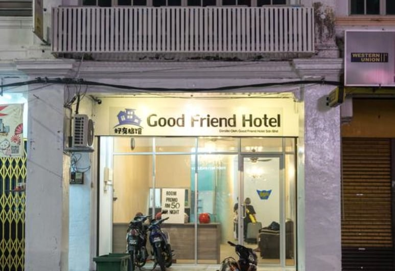 SPOT ON 89673 Good Friend Hotel, George Town, Exterior