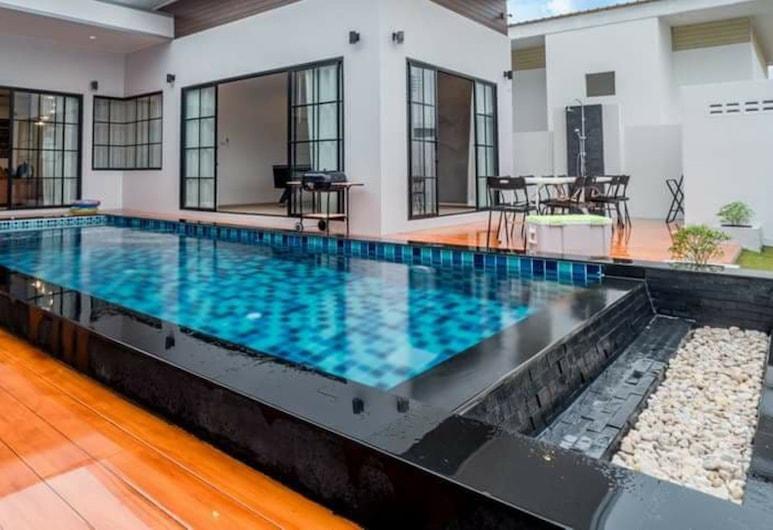華欣 J 泳池別墅酒店, Hua Hin