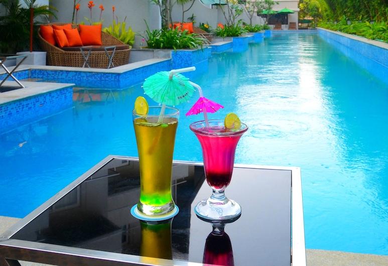 Pramod Convention & Beach Resort, Puri, Indoor/Outdoor Pool