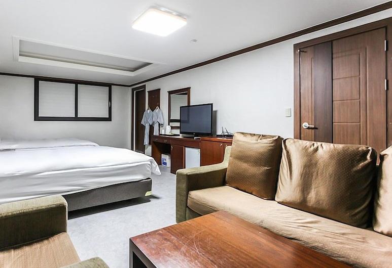 Donghae Eastern Hotel, Donghae, Suite – junior, Gjesterom