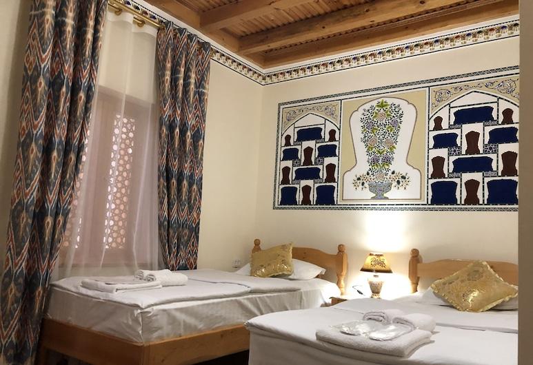 Hotel Old Bukhara, Bukhara, Standardna Twin soba, 2 spavaće sobe, privatna kupaonica, dvorište, Soba za goste
