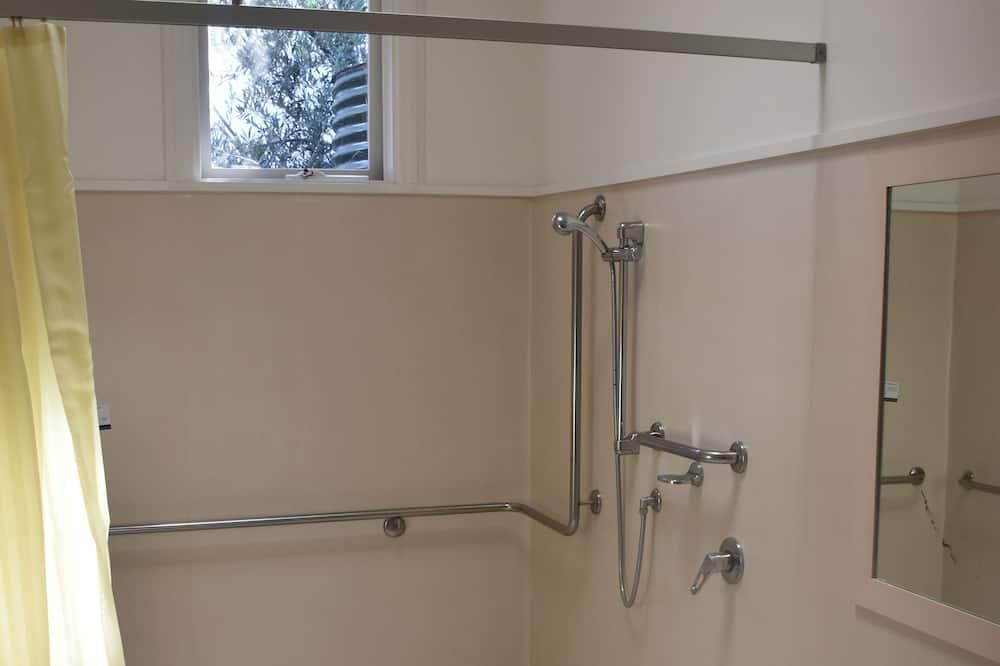 共用宿舍, 男女混合宿舍, 無障礙, 共用浴室 - 浴室