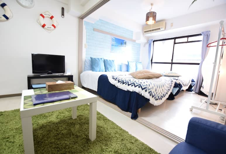 新日本橋公寓酒店, 大阪, 公寓, 1 間臥室 (Shin Nippombashi (303)), 客房