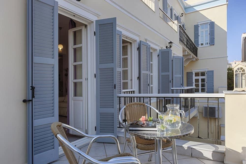 Apartment, 1 Bedroom, Sea View - Balkoni