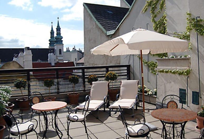 Hotel Kärntnerhof, Wien, Terrasse/Patio