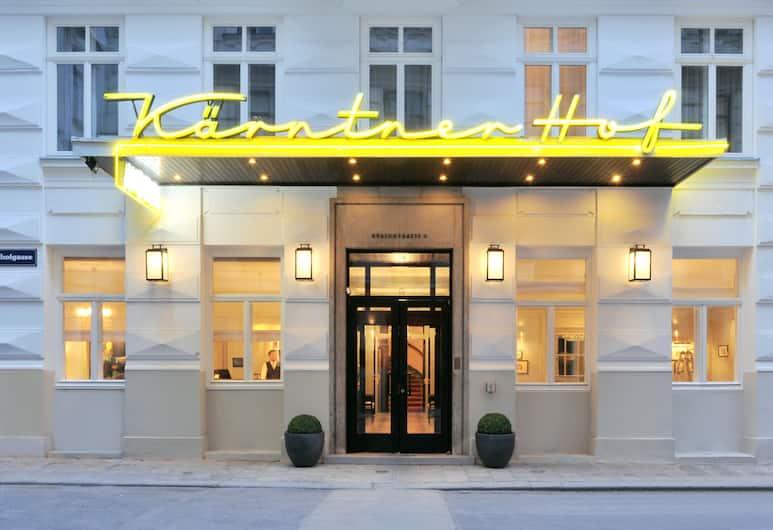 Hotel Kärntnerhof, Wiedeń