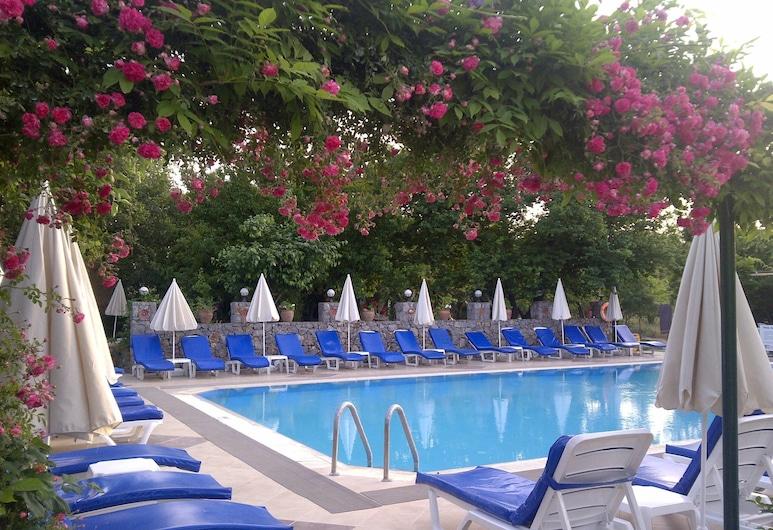 Yakamoz Hotel, Fethiye, Havuz Kenarı Barı