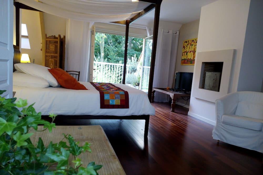 Suite, terrazzo (Cannelle) - Camera