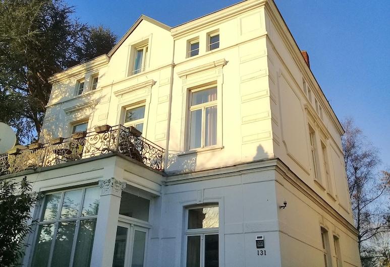 A&S ferienwohnungen Koblenzerstr. 131, Bonn, Hotelový areál