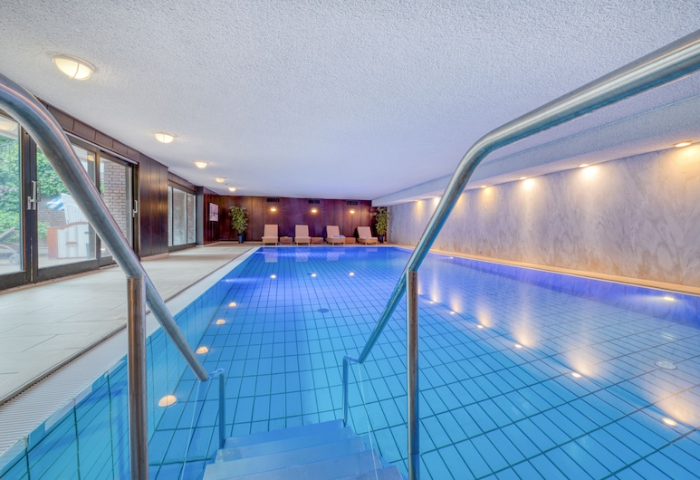 Appartment-Hotel Seeschlösschen, Timmendorfer Strand, Indoor Pool