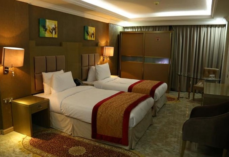 Sun and Sands Plaza Hotel, Dubajus, Standartinio tipo dvivietis kambarys, Svečių kambarys