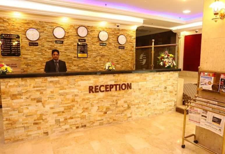 Sun and Sands Plaza Hotel, Dubajus, Registratūra