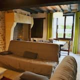 Cottage (Gîte Catalpa) - Living Area