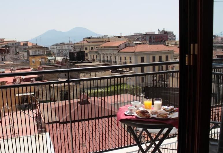 B&B Napoli La Perla, Napoli, Camera doppia, Balcone