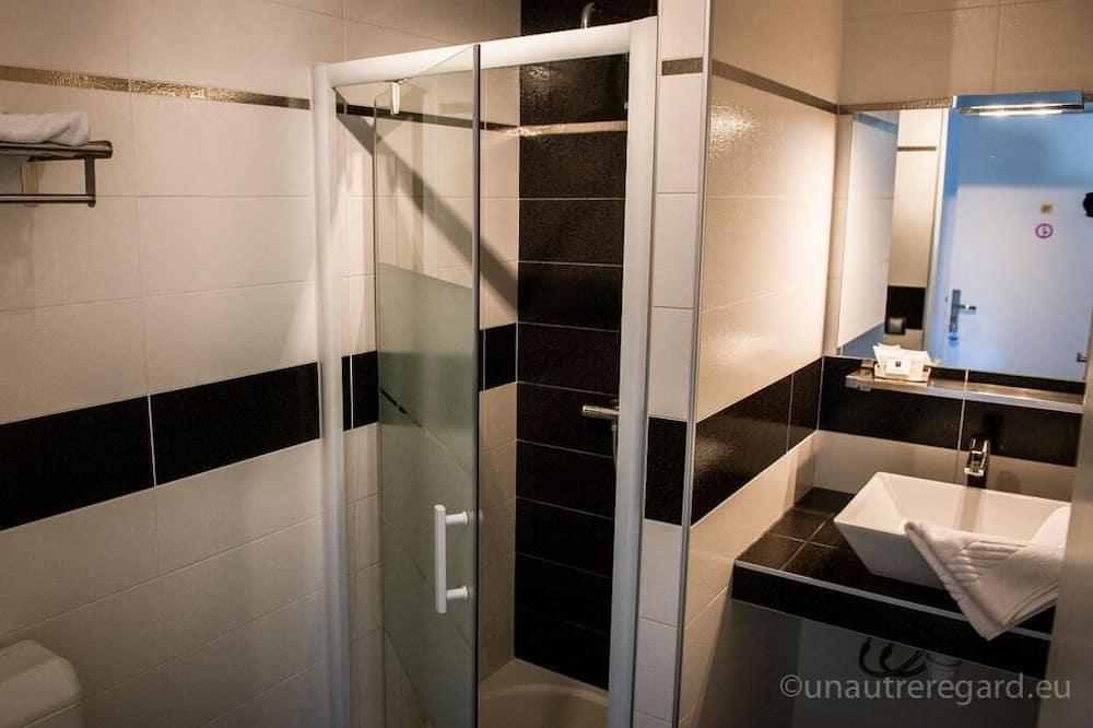 四人房, 2 張加大雙人床 - 浴室
