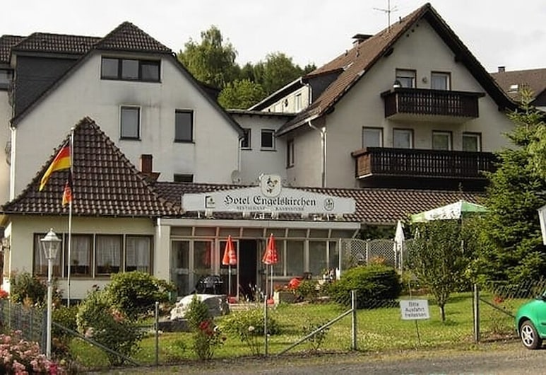 Hotel Engelskirchen, Engelskirchen, Façade de l'hôtel