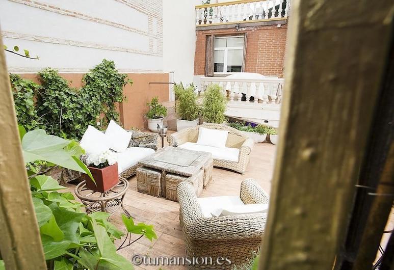 La Mansión de Navalcarnero, Navalcarnero, Terrasse/veranda