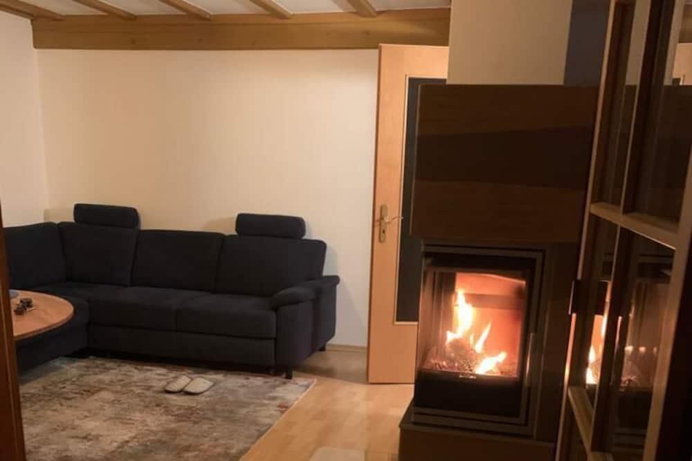 Appartement Confort (E) - Coin séjour