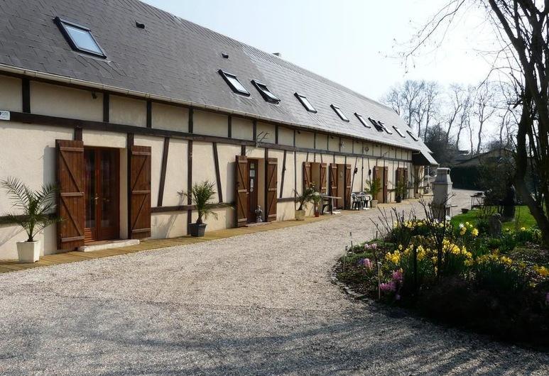 Gîte du Domaine de la Reine Blanche, Criquetot-sur-Longueville